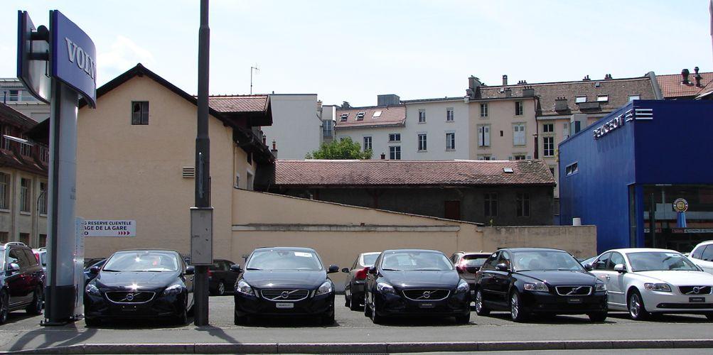 garage gare vevey
