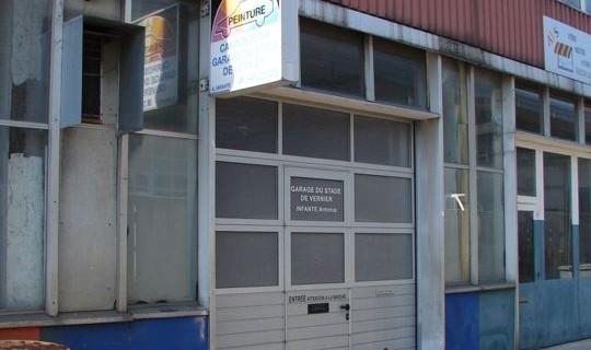 garage du stade de vernier geneve
