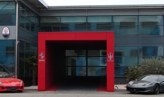 garage ferrari geneve suisse