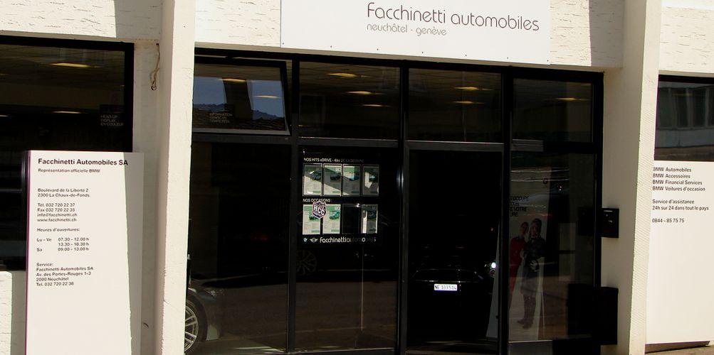 Meilleur Pneu Hiver 2017 >> Facchinetti Automobiles SA La Chaux-de-Fonds: Garage BMW ...
