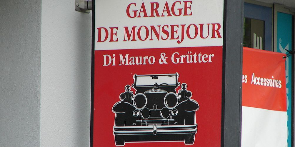 garage chemin monsejour fribourg