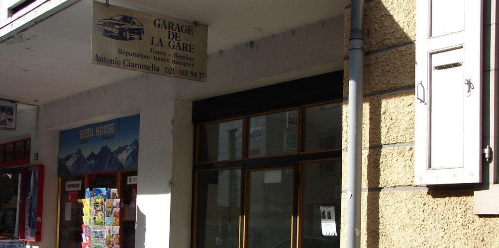 Garage de la gare morges 1110 morges auto2day for Garage de la gare pontault