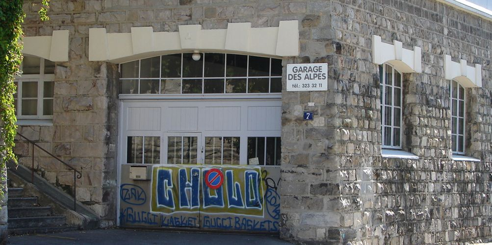 Garage des alpes lausanne 1006 lausanne auto2day for Garage reignier alpes pneus