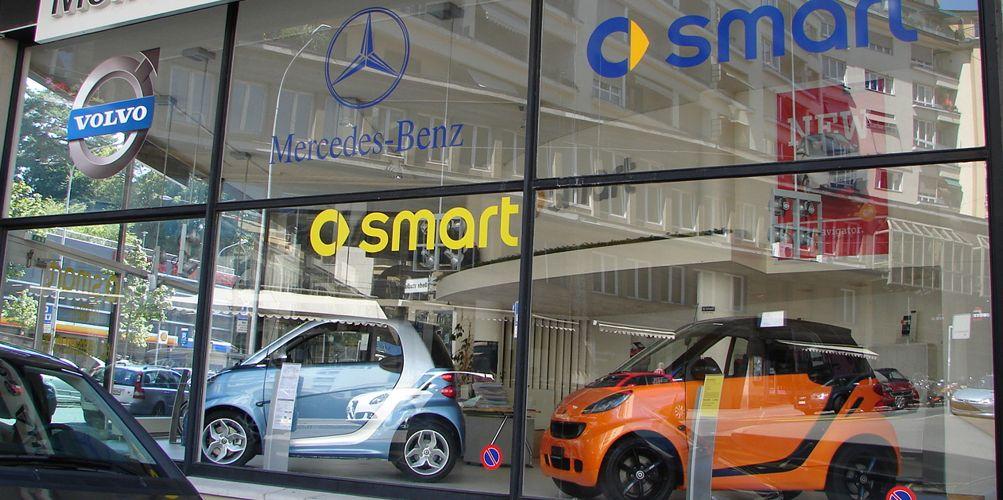 garage smart lausanne