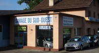 garage sud ouest ford lausanne