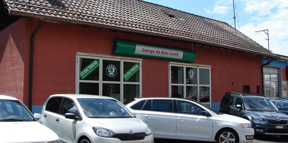 Garage du bois gentil sa skoda 1018 lausanne auto2day - Garage volkswagen bois d arcy ...
