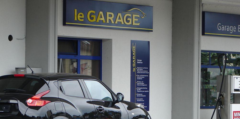 garage fribourg