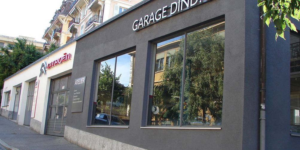 garage lausanne