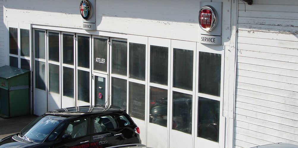 Autocarrefour nyon sa ford fiat nissan nyon auto2day for Garage nissan terville 57