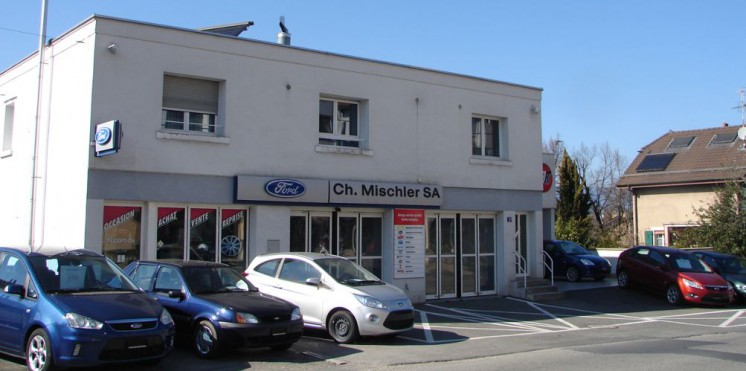 achat vente ford suisse