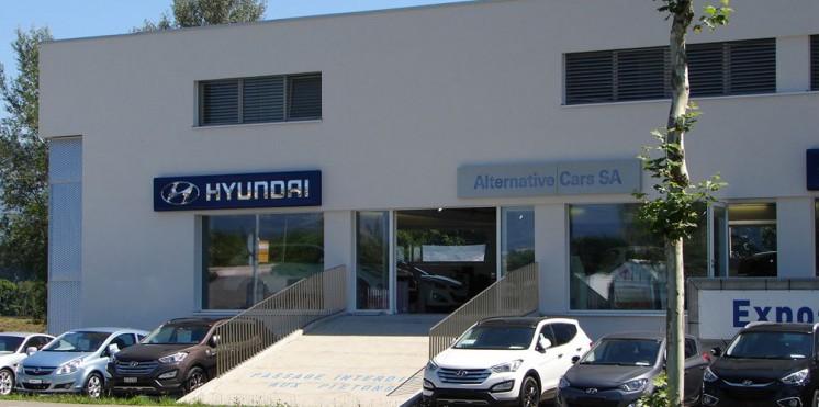 achat vente hyundai suisse