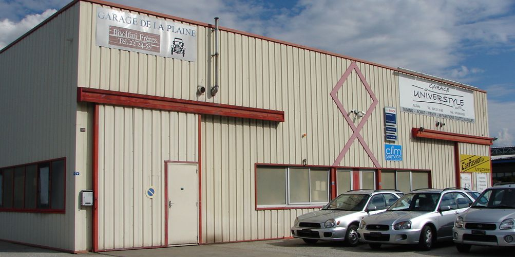 garage de la plaine sion