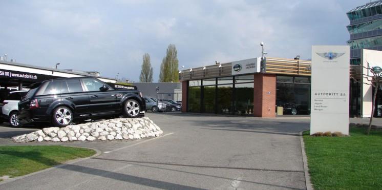 achat vente land rover suisse