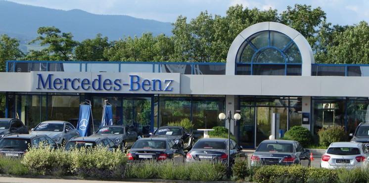 achat vente mercedes benz suisse