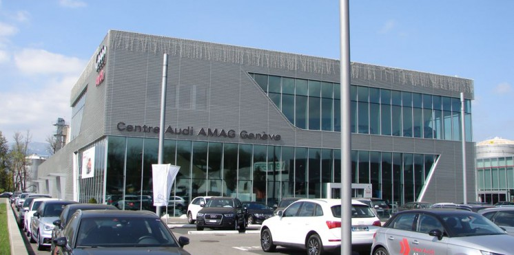 Garage Audi Geneve