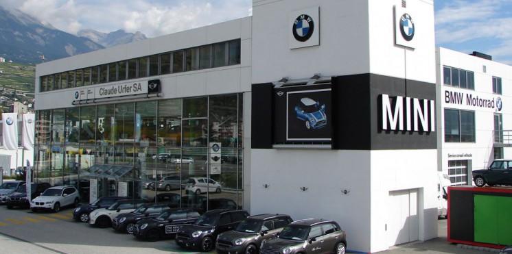 Bmw suisse garage pour achat vente auto2day for Garage achat vente reprise