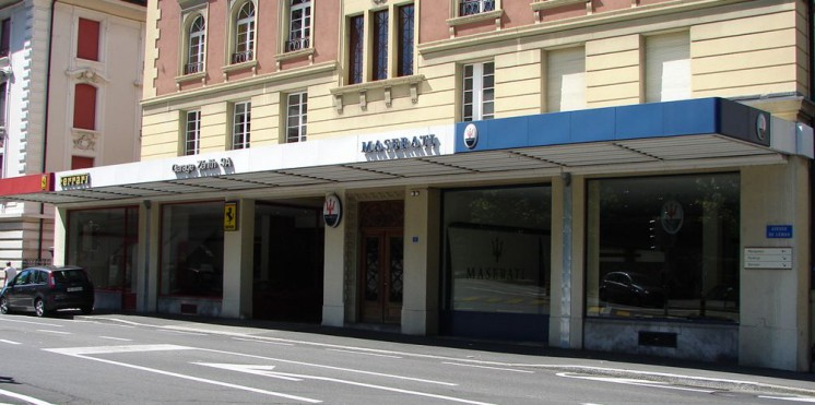 Maserati suisse garage pour achat vente auto2day for Garage achat vente reprise