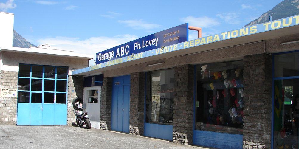 garage abc philippe lovey martigny