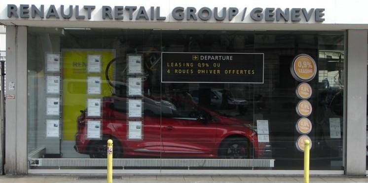Renault gen ve garage pour achat vente auto2day - Garage renault le plus proche ...