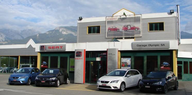 Seat sion garage pour achat vente auto2day for Vente de voiture a un garage