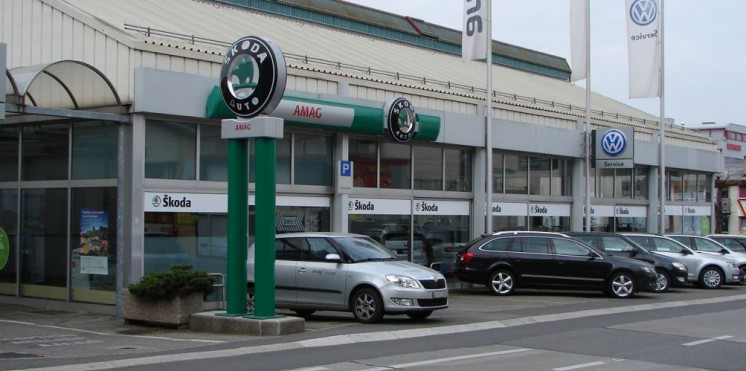 Skoda suisse garage pour achat vente auto2day for Garage skoda nord