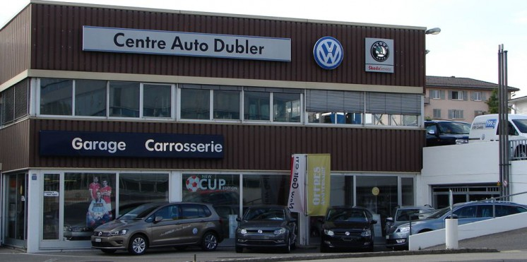 Skoda nyon garage pour achat vente auto2day for Garage skoda occasion