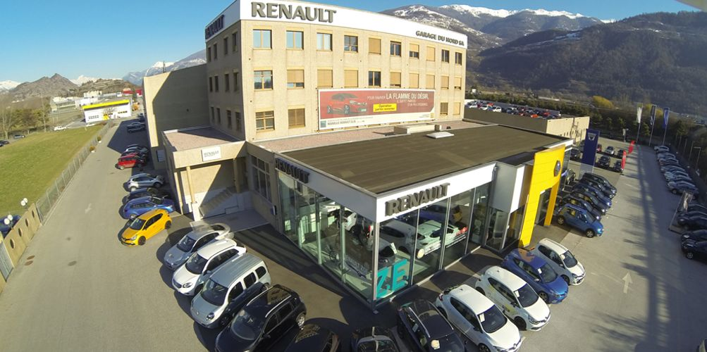 garage du nord sa renault dacia conthey valais auto2day. Black Bedroom Furniture Sets. Home Design Ideas