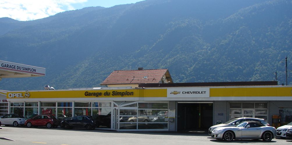 Garage du simplon sa opel martigny valais auto2day for Garage opel region parisienne