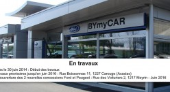 Les meilleurs garages meyrin gen ve auto2day for Garage ford geneve meyrin