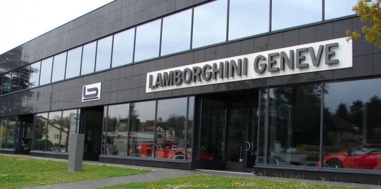 achat vente lamborghini suisse