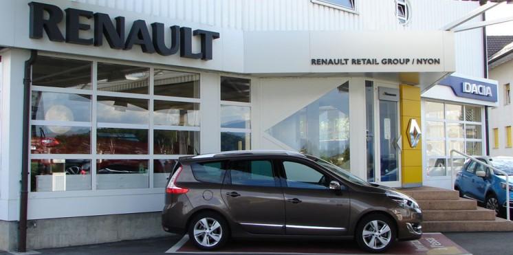 Renault nyon garage pour achat vente auto2day - Garage renault le plus proche ...
