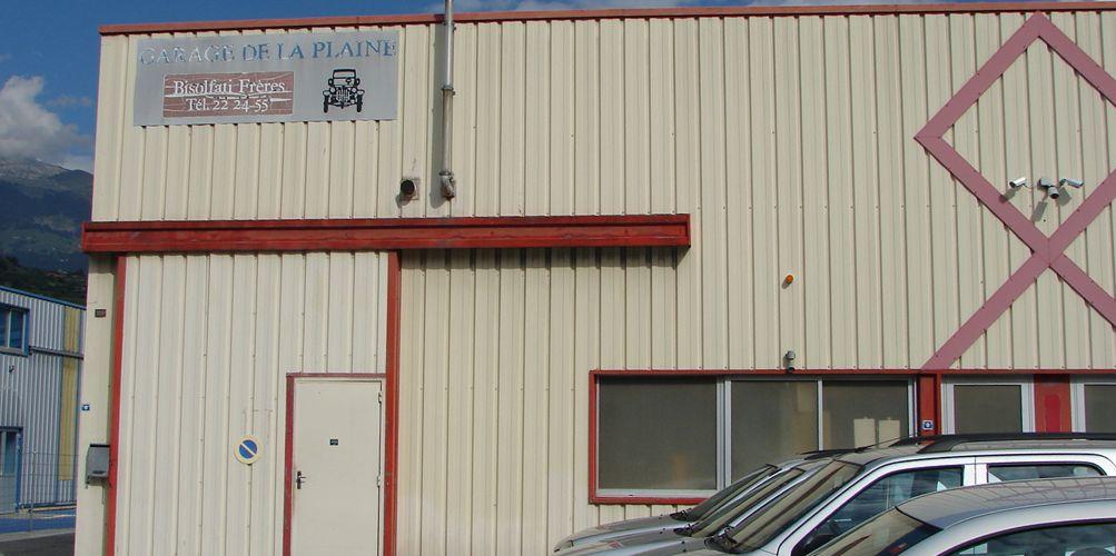 garage sion valais