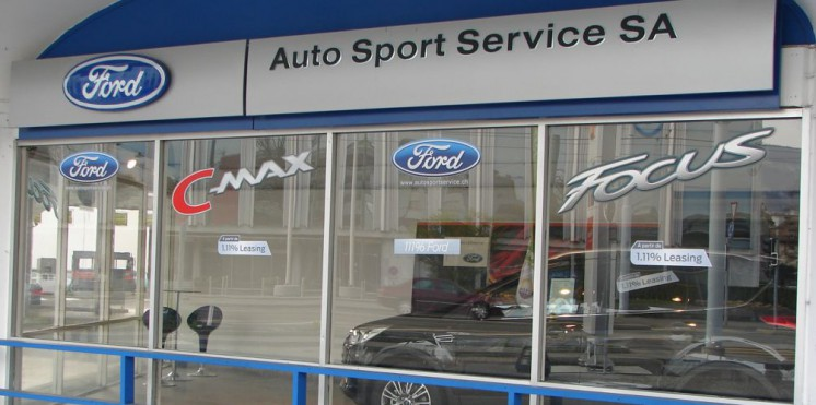 Ford suisse garage pour achat vente auto2day for Garage ford geneve meyrin