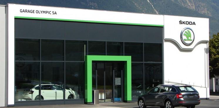 Skoda suisse garage pour achat vente auto2day for Garage skoda occasion