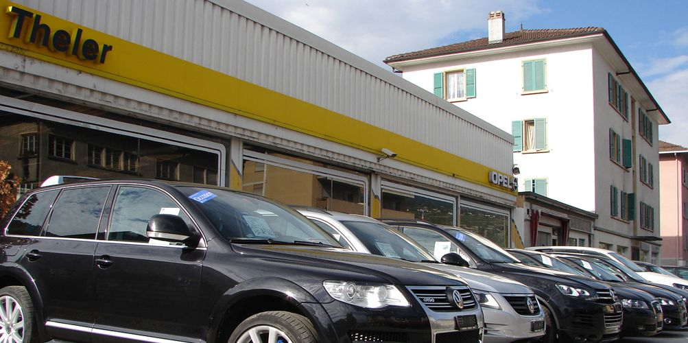 Garage theler walter sa opel sion valais auto2day for Garage opel region parisienne