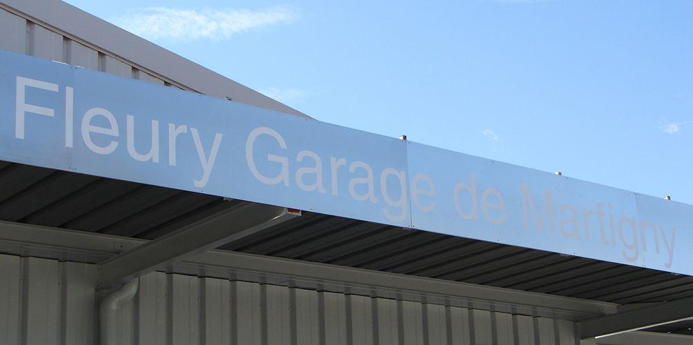 garage martigny valais