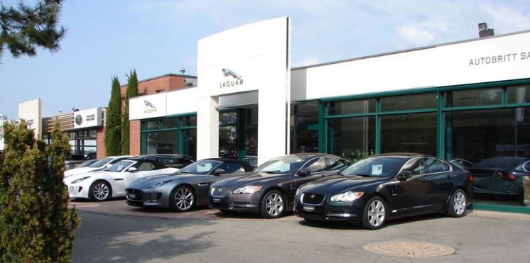 achat vente jaguar suisse