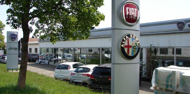 Alfa romeo suisse garage pour achat vente auto2day for Garage achat vente reprise