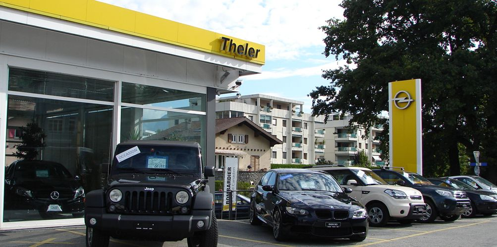 garage theler walter sa opel sion valais auto2day. Black Bedroom Furniture Sets. Home Design Ideas
