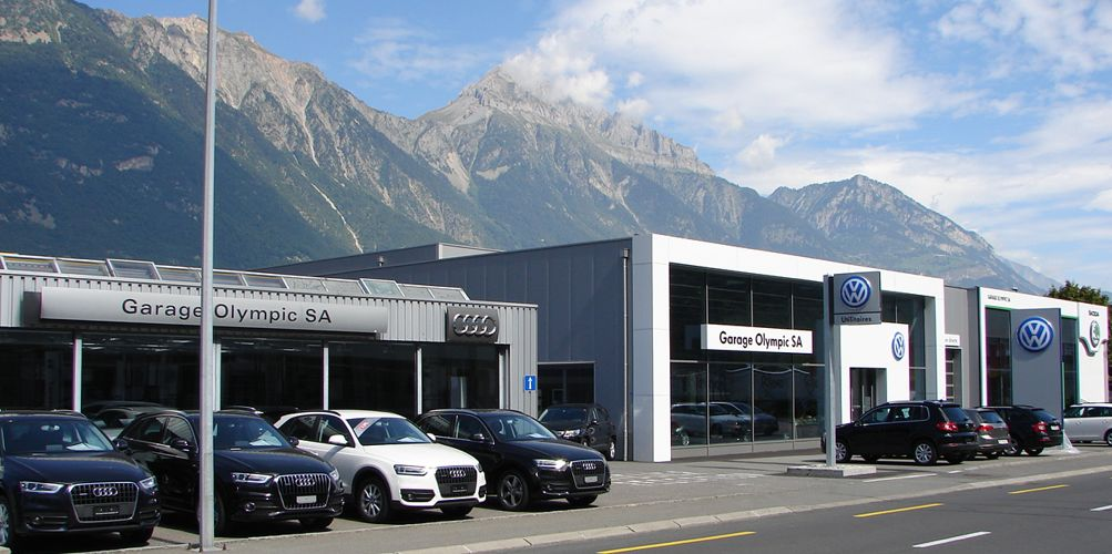 garage paul antille martigny sa audi valais auto2day. Black Bedroom Furniture Sets. Home Design Ideas