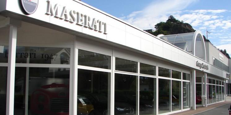 achat vente maserati suisse