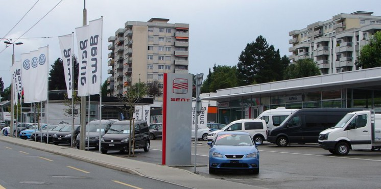 seat fribourg