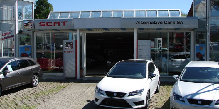 Seat suisse garage pour achat vente auto2day for Garage seat geneve
