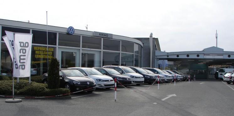 Volkswagen suisse garage pour achat vente auto2day for Garage volkswagen paris 10