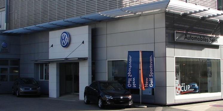 Volkswagen neuch tel garage pour achat vente auto2day for Garage volkswagen paris 10