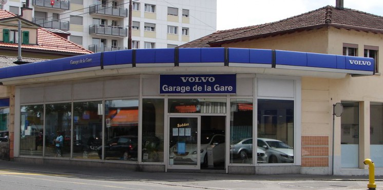 Volvo vevey garage pour achat vente auto2day for Garage volvo rouen