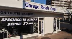 garage relais onex