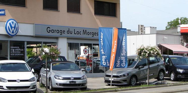Volkswagen morges garage pour achat vente auto2day for Garage volkswagen paris 10