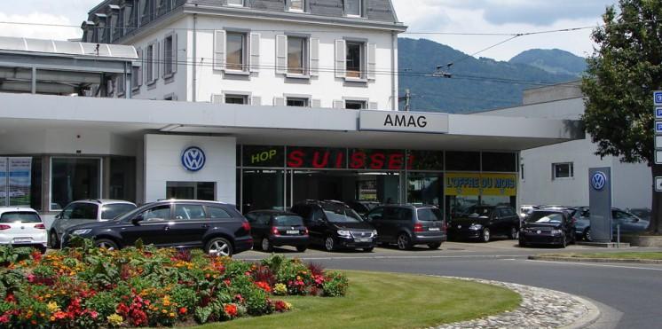 Volkswagen vevey garage pour achat vente auto2day for Garage volkswagen paris 10