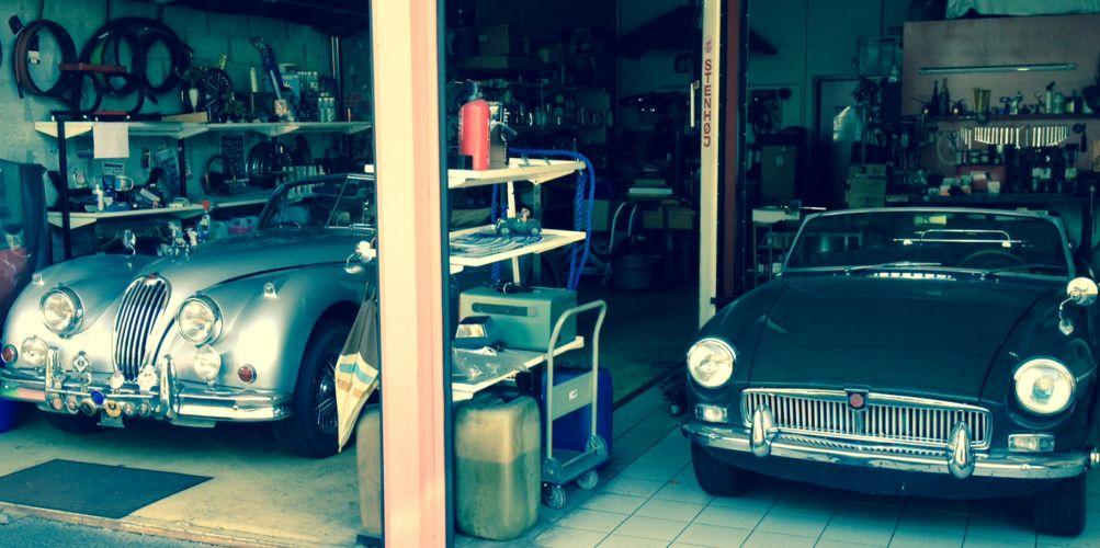 gab garage